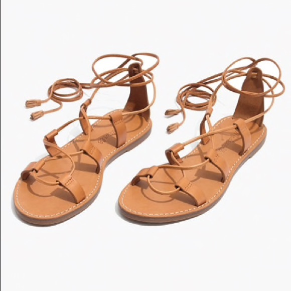 """c8695c2db40c Madewell """"The Boardwalk"""" lace up sandal (7)"""